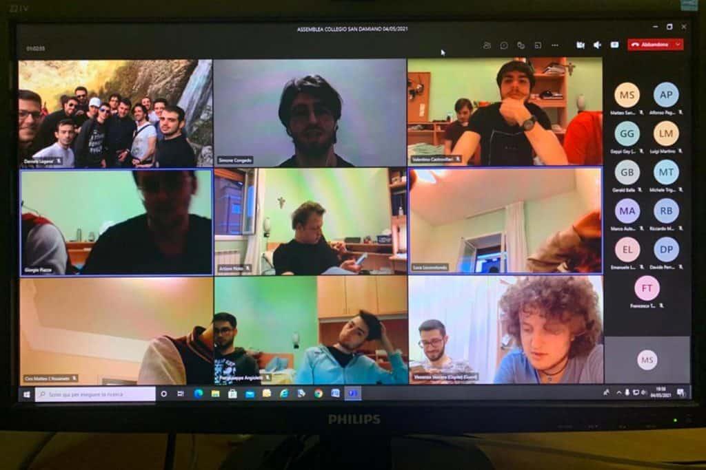 03 san damiano progetto formativo Collegio San Damiano