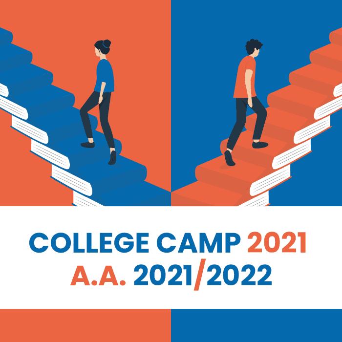 College Camp 2021 – Sono aperte le iscrizioni