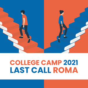 last call roma college camp 2021 College Camp 2021 - Last call sede di Roma